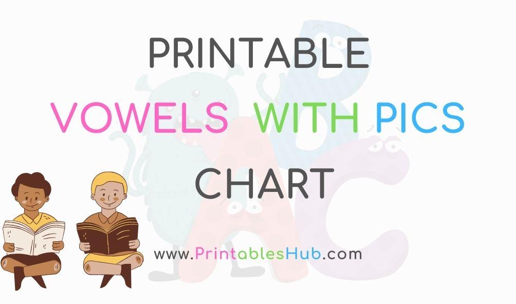 Vowel Chart Pdf - Get Short Vowel Vowels Worksheets For Kindergarten Pdf Background